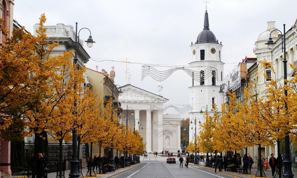 Аренда автобуса в Литву