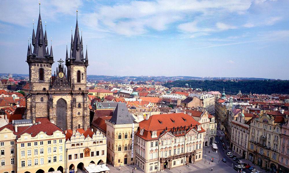 Оренда автобуса в Прагу